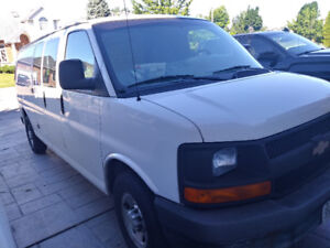 2011 Chevy Express