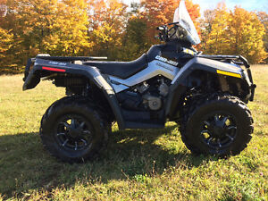 2012 CAN AM 650 OUTLANDER XT....FINANCING AVAILABLE