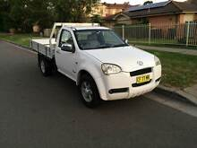 2010 Great Wall Ute Large Tray Tow Bar  Long Rego Mount Druitt Blacktown Area Preview