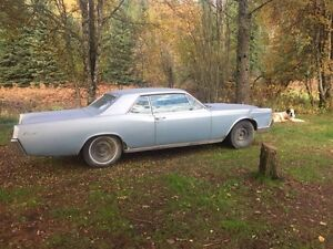 66 lincoln continental coupe