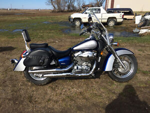 For sale perfect honda shadow