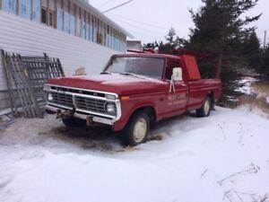 Vintage1973  Truck for Sale