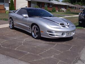 """1999 Pontiac Trans Am RAM-AIR """"LOW KMS"""" CONSIDER TRADE"""