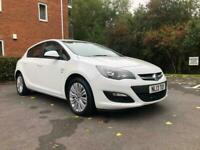 2013 Vauxhall Astra 1.6 16v Energy 5dr Hatchback Petrol Manual