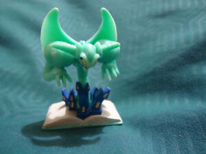 Yu-Gi-Oh! Toon Summoned Skull Mattel Mini Game Action Figure Kingston Kingston Area image 1