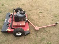 """Swisher 44"""" finish cut mower"""