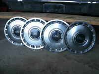 FORD FACTORY 13 INCH HUBCAPS