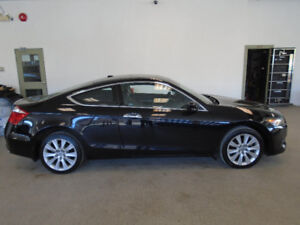 2008 HONDA ACCORD EX-L COUPE! NAVI! 111,000KMS! ONLY $12,900!!!!