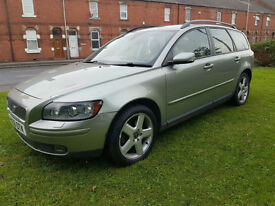 Volvo V50 2.0D 2006 SE PX Swap Anything considered