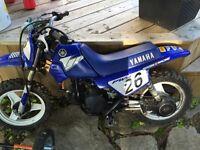 Yamaha pw50 2004 motocross enfant