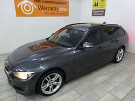 2015,BMW 335 3.0TD 313bhp Auto d xDrive M Sport***BUY FOR ONLY £110 PER WEEK***