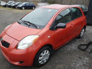 2007 Toyota YARIS AUTOMATIQUE ET AC