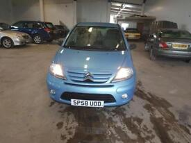 Citroen C3 Rhythm 5dr PETROL MANUAL 2008/58