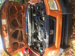 2006 Honda element for parts or repair