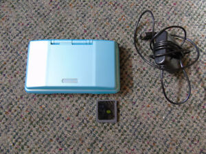 Original Nintendo DS Ice Blue with R4