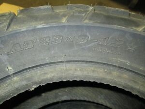 """DUNLOP TIRES 23"""" ( NEAR BRAND NEW )$75 PLUS TAX/ FREIGHT Prince George British Columbia image 3"""