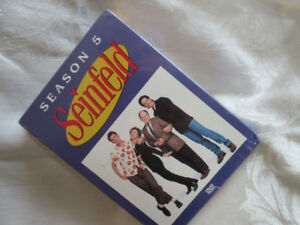 Season 5 Seinfeld volume 4 dvd set- new, sealed