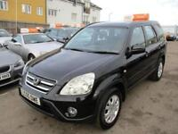 2005 Honda CR-V SUV 2.2CTDi 140 Sport 6Spd Diesel black Manual