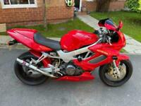 Honda VTR 1000 firestorm 21k,fsh,black widow cans,stunning bike,best ive seen.