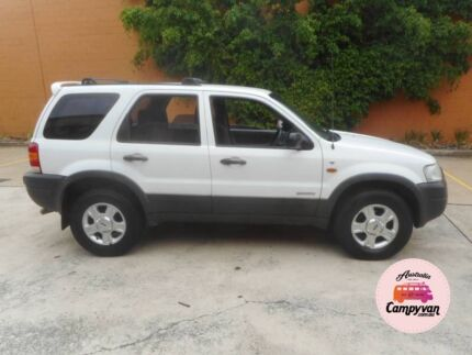 2001 Ford Escape 4 WD Rego Perfect backpackers car