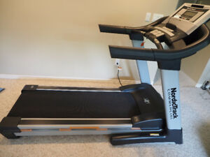NordicTrack Commercial ZS Treadmill (New Condition)