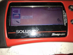 PRO SCANNER SNAP ON