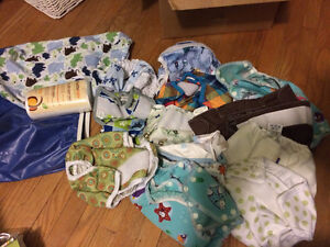 Complete Cloth Diapering Set London Ontario image 2