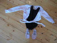 Girls Ballet outfit
