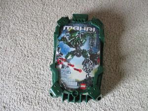 Lego Bionicle Mahri Toa Kongu BRAND NEW--NEVER USED