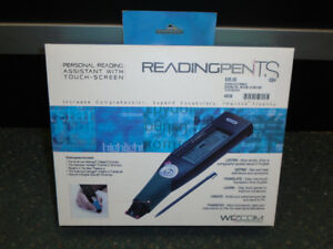 WIZCOM READING PEN TS (PERSONAL READING ASSISTANT)