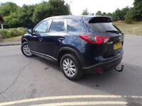 2015 Mazda Cx 5 5dr 2.2d Se l Nav 2wd 5 door Estate