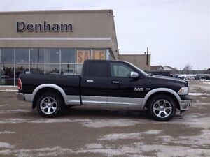 2013 Dodge Ram 1500 8 speed Laramie