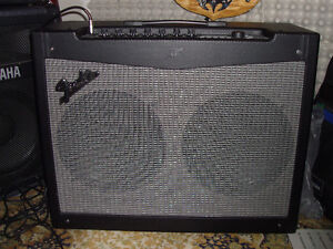 Fender Mustang IV (150W) + Roland cube (60W) + Telecaster+strat