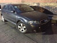 Audi A3 breaking