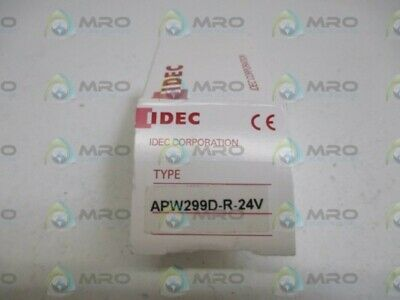 Idec Apw299d-r-24v Indicator New In Box