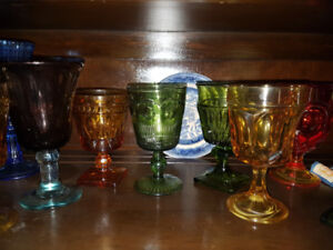 Goblet collection