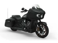 2020 Indian Motorcycle Challenger Dark Horse Thunder Black Smoke City of Toronto Toronto (GTA) Preview