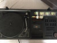 Hitachi stereo music centre soft-7675