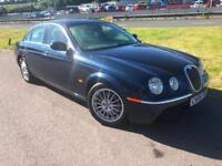 2006 Jaguar S-TYPE 2.7D V6 auto SE - New MOT - Only 88738 Miles