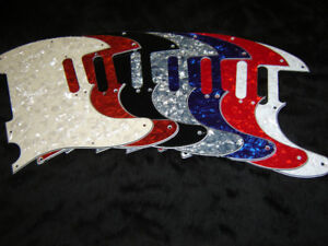 Pickguards Pearl colors, For Fender Tele Style Guitar