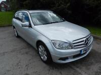 Mercedes-Benz C220 2.1TD Blue F Auto 2011MY CDI Executive SE