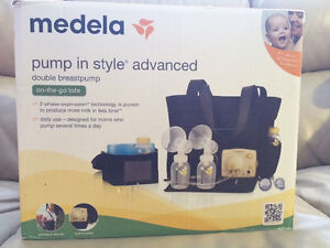 """Medela """"Pump in Style - advanced"""""""