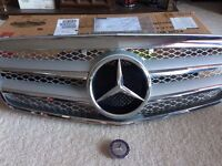 Mercedes Benz 2010-2013  E- class W212 front Grill with star