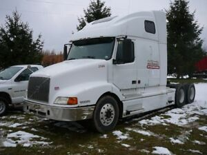 2002 Volvo 660 Highway Tractor - GONE TO NO RESERVE AUCTION
