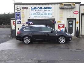 Vauxhall/Opel Astra 1.6i 16v VVT ( 115ps ) 2011 SRI 37K
