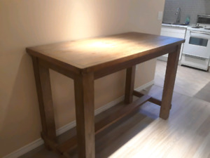 Ashley Furniture Bar Table