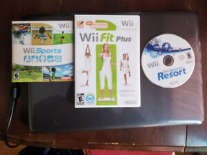 Selling 3 WII Games