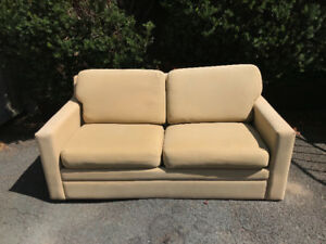 Great Lazboy pull-out couch! $130 for pickup today!