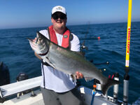 Grand Bend Fishing Charters Lake Huron