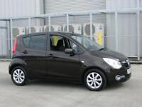 Vauxhall Agila 1.2i 16v ( a/c ) ecoFLEX 1229cc Automatic 2014MY SE NOW SOLD